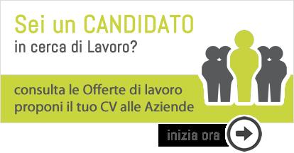 Sei un candidato? Carica il tuo CV